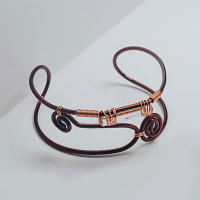 Bracelet for the harmony of thought
