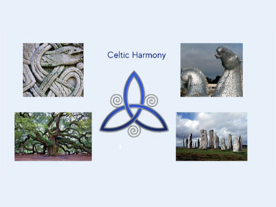 Celtic Harmony - half day